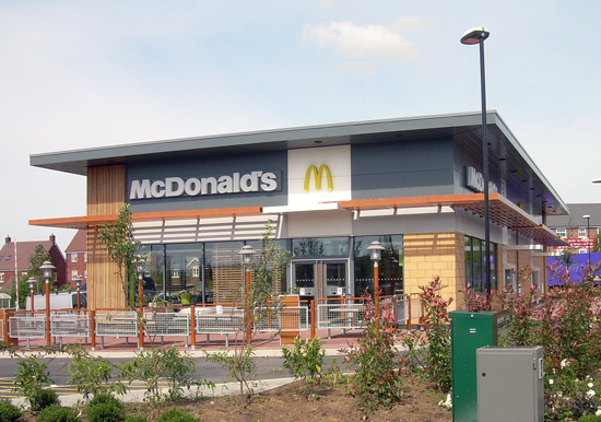McDonald's-Swindon
