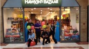 2013 Acquisition Programme of Temporary Stores for Hawkin's Bazaar Complete