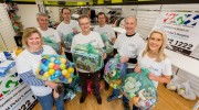 Bargains by the bagful… Bristol property company marks 20th anniversary by helping with charity shop opening